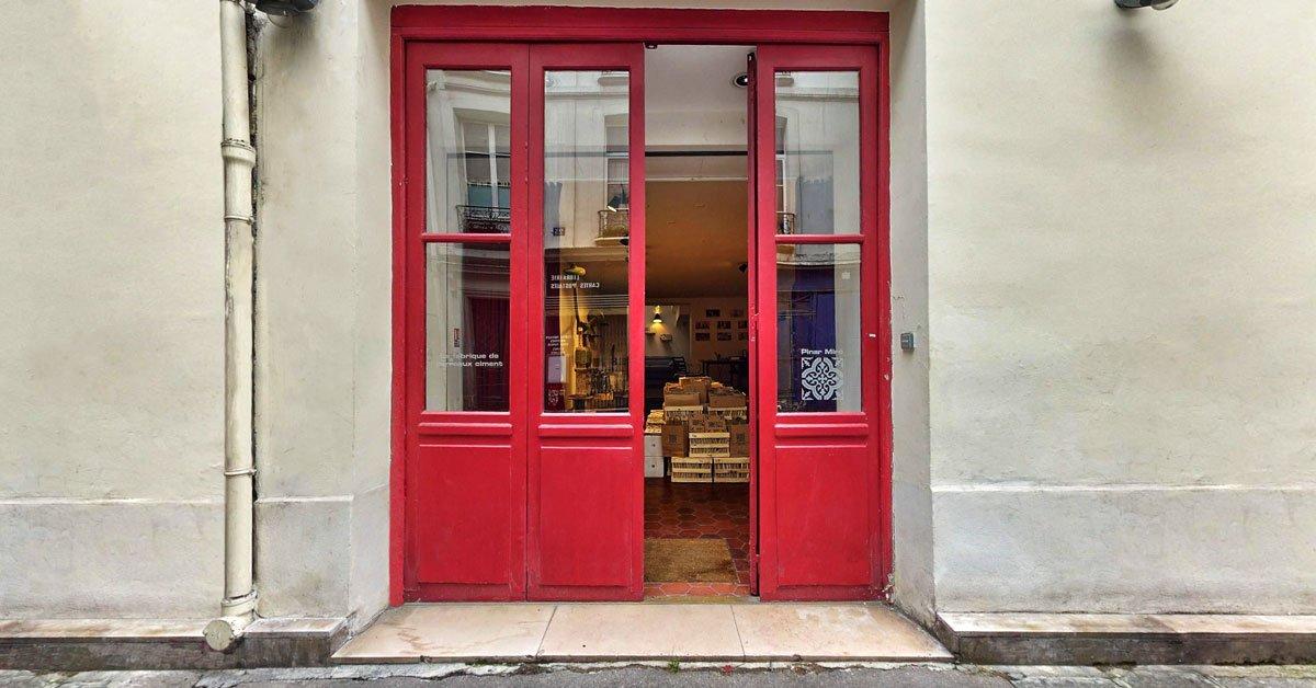 Emplacement de Pinar Miró a París