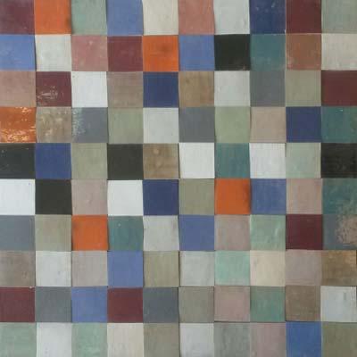 OUTLET Pinar Miró Zellige PATCHWORK 1- B.