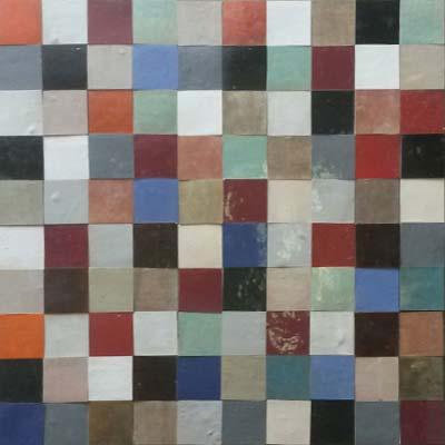 OUTLET Pinar Miró Zellige PATCHWORK 4- B.
