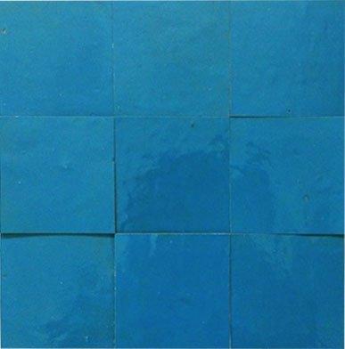 Pinar Miró. Zellige 8